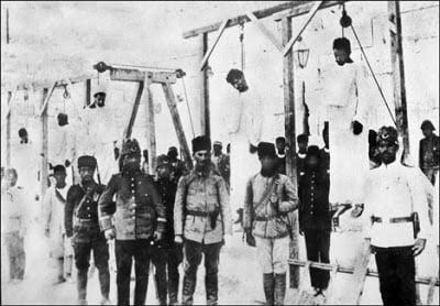 Ειρήσθω Γενοκτονίες και ομοούσιο