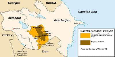 Πιθανή επιστροφή εδαφών στο Αζερμπαϊτζάν