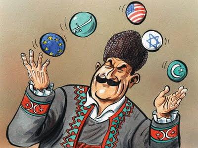 Γενοκτονική διπλωματία της Άγκυρας