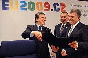 H συμφωνία προμήθειας φυσικού αερίου Τουρκίας-Αζερμπαϊτζάν θα υπογραφεί στις 7 Ιουνίου