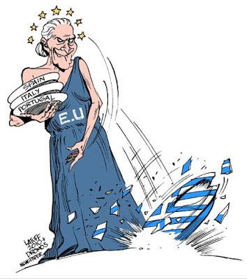 Τέλος παιγνιδιού για την Ελλάδα