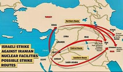 Τουρκική «προστασία» σε Συρία, Ιράν