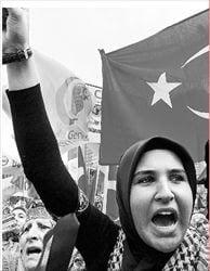 ΤΟΥΡΚΙΑ:Η ισλαμική διολίσθηση ανησυχεί την Αθήνα