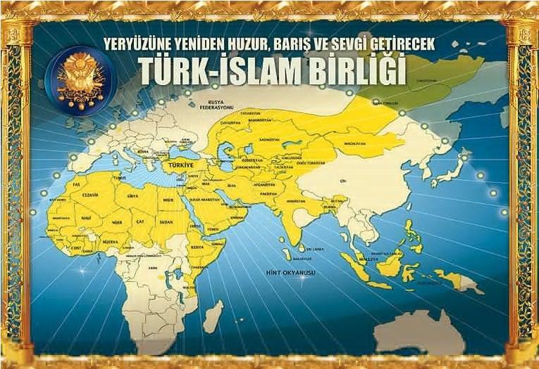 Τουρκικό περιοδικό καλεί τον κόσμο σε ανασύσταση του Χαλιφάτου