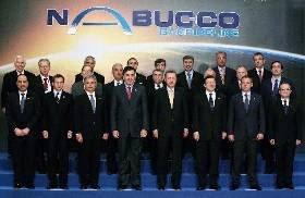 Στην Ευρώπη ο πλούτος του Ιράκ μέσω του αγωγού Nabucco