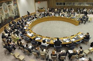 Στο Συμβούλιο Ασφαλείας