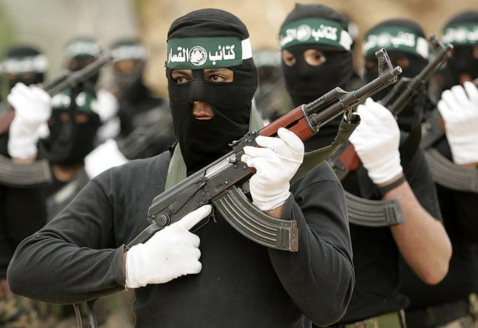 Η Χαμάς παραδέχεται τις απώλειες του πολέμου…