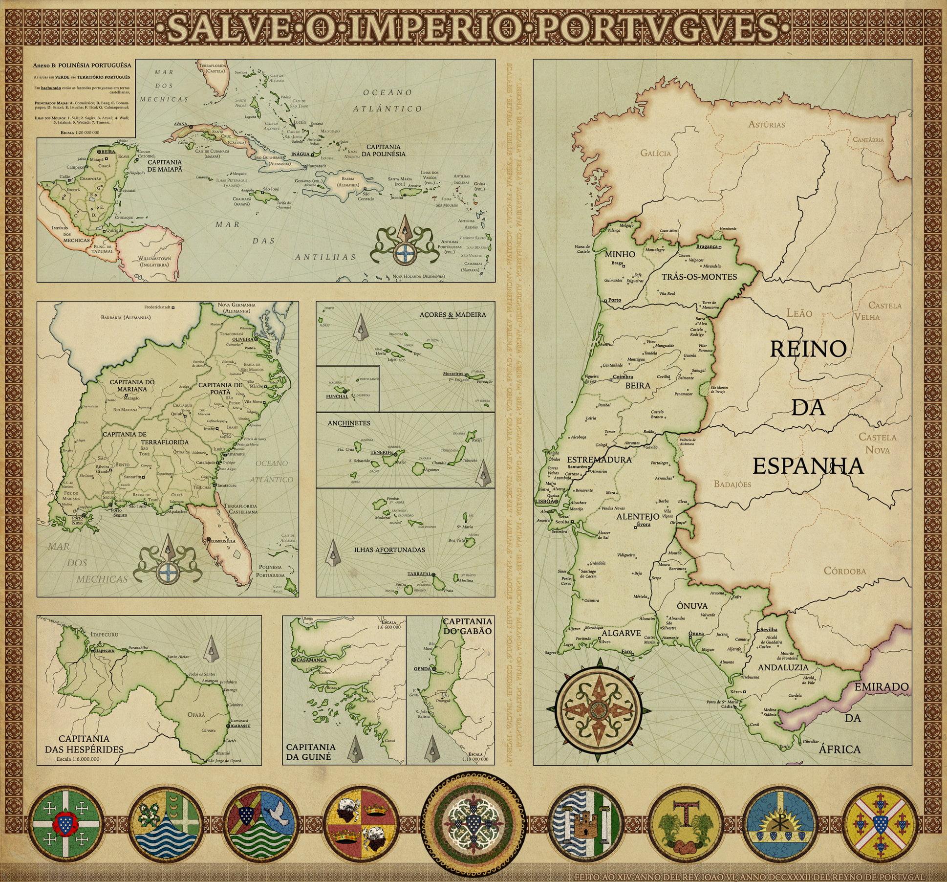 «Os  Cafres da Europa»     –      Οι «Κάφροι της Eυρώπης»