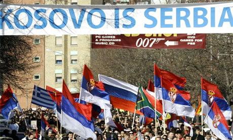 Κινδυνεύει η εδαφική ακεραιότητα του Κοσόβου