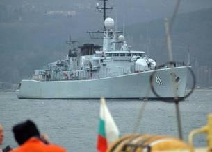 Ο Βούλγαρος «Τολμηρός» απέπλευσε για το Λιβυκό Πέλαγος