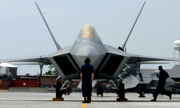 ΗΠΑ-Αποδέσμευση F-22 Raptor για το Ισραήλ… Kόλαφος για την Τουρκία, το F-35 Lightning II θα πάει παντού!