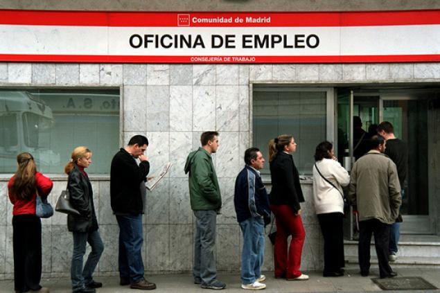 5.000.000 άνεργοι στην Ισπανία!