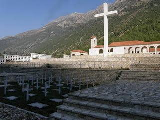 Καθυστερεί η Αλβανία τη συμφωνία για τους Έλληνες πεσόντες του '40