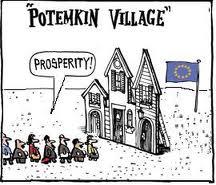 Η Τρόικα και τα χωριά Ποτέμκιν της