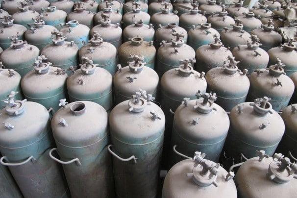 Washington Post: Το Ιράν είχε προμηθεύσει τον Καντάφι με οβίδες χημικών