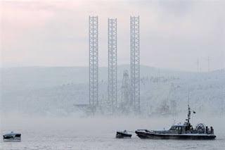 Ναυάγησε μια ρωσική πλατφόρμα εξόρυξης πετρελαίου: 4 νεκροί, 49 αγνοούμενοι
