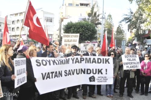 Αρμενικό: Η μετάλλαξη της βαρβαρότητας των Τούρκων και της Τουρκίας