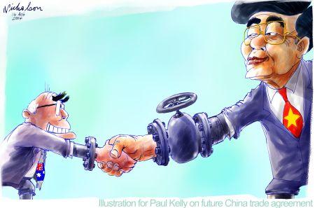 Αυστραλία: Οι υπηρεσίες ασφαλείας «ανησυχούν» για τις κινεζικές επενδύσεις