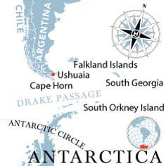 Φώκλαντ ή Μαλβίνες; Στόχος η ΑΟΖ και η Ανταρκτική!