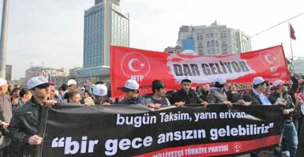 Τουρκοναζισμός: Η νέα απειλή για την ανθρωπότητα