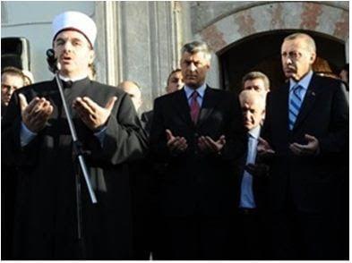« Η Οικονομική και διπλωματική εισβολή της Τουρκίας στα Βαλκάνια»