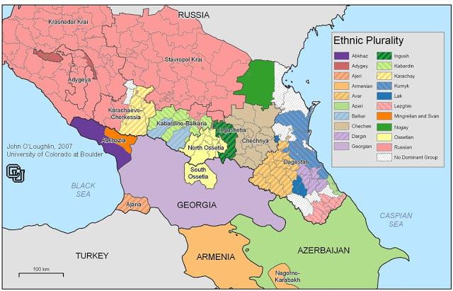 Διαμάχη για το Ναγκόρνο-Καραμπάχ: Προς νέα περιοχή σύγκρουσης στον Καύκασο