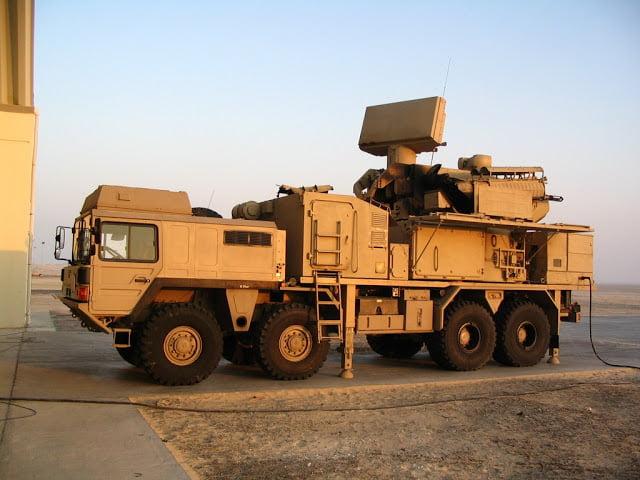 Στη Σερβία το πρώτο τμήμα των πυραυλικών συστημάτων Pantsir από τη Ρωσία