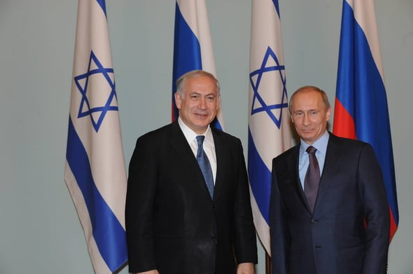 Τι επιδιώκει ο Putin στο Ισραήλ;