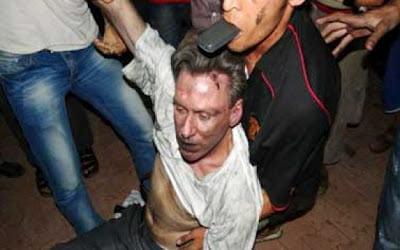 Ο πρεσβευτής των ΗΠΑ στη Λιβύη: λυντσαρίστηκε από διαδηλωτές ή πέθανε από ρουκέτα;