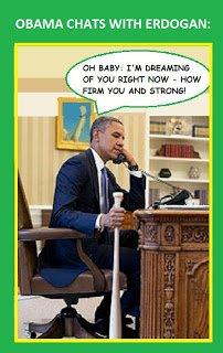 Ο φτωχός Ομπάμα και ο ισχυρός Ταγίπ