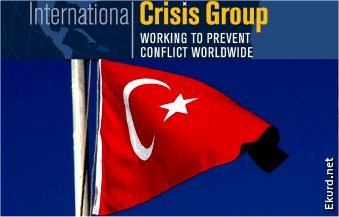 International Crisis Group ICG's report: Turkey, The PKK and a Kurdish Settlement