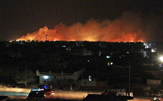 Κλιμάκωση της Εντασης Μεταξύ Ιράν και Ισραήλ λόγω της επίθεσης στρατο-βιομηχανικό σύμπλεγμα στο Σουδάν,