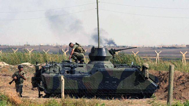 Τουρκία: Η χώρα έχει βάλλει 87 φορές εναντίον της Συρίας και έχει σκοτώσει 12 σύρους στρατιώτες, σύμφωνα με την εφημερίδα Μιλιέτ