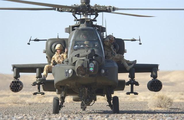 Ηνωμένα Αραβικά Εμιράτα, και ανταλλακτικά ελικοπτέρων Apache για την Ελλάδα