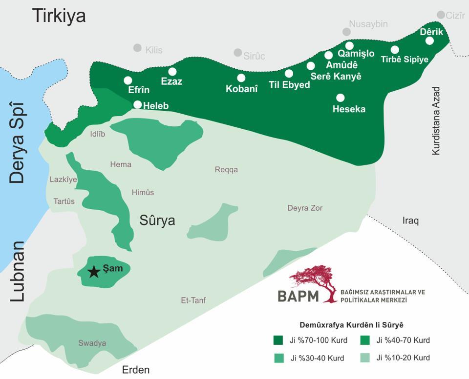 """Κι άλλο βήμα για το δεύτερο Κουρδικό κράτος. Ψηφίστηκαν οι """"Νόμοι της Δημοκρατικής Αυτονομίας"""" στο Δυτικό Κουρδιστάν!"""