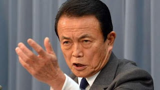 Ο Ιάπωνας υπουργός οικονομικών παρακαλεί τους συμπολίτες του να πεθάνουν, και… όσο γίνεται πιο γρήγορα