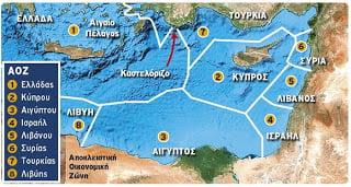 ΦΑΚΕΛΟΣ ΤΗΣ ΑΟΖ ΚΑΙ ΤΩΝ ΠΕΤΡΕΛΑΙΩΝ – Β': Η Ελλάδα, η Τουρκία και το «κυνήγι της αλεπούς»