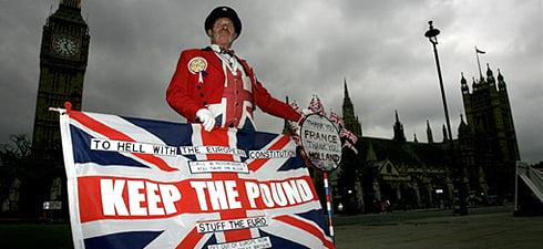 """Η """"Μάχη της Αγγλίας"""" στην Ευρωπαϊκή Ένωση"""