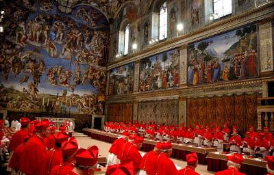 Στις 28 Φεβρουαρίου εγκαταλείπει τα καθήκοντά του ο Πάπας Βενέδικτος