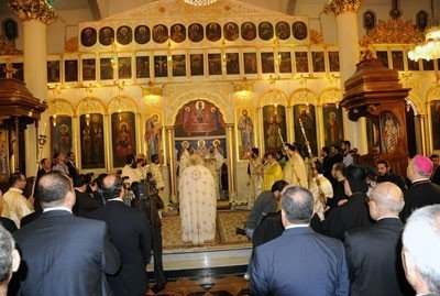 Ενθρονίστηκε στη Δαμασκό σήμερα, ο Ελληνορθόδοξος Πατριάρχης Ιωάννης