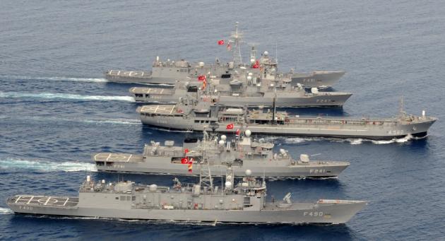 """Ο τούρκος """"Βάρβαρος"""" πάει για έρευνες στην Κύπρο και τα ελληνοτουρκικά πάνε για κρίση"""