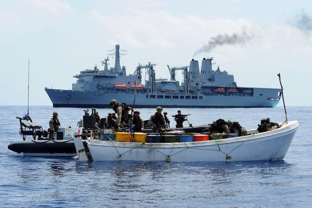 Βρετανικό τάνκερ έπεσε θύμα πειρατείας πλησίον των ακτών της Υεμένης