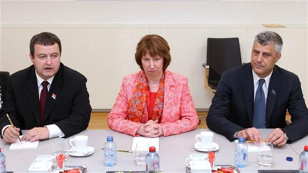 Κατέληξαν σε συμφωνία Κόσοβο-Σερβία