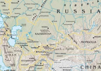 Η αυξανόμενη γεωπολιτική σημασία της Κεντρικής Ασίας