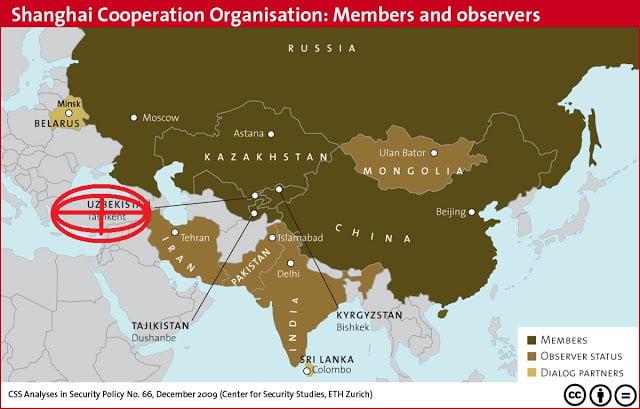 Νέος γεωπολιτικός ελιγμός της Άγκυρας: Για να εκβιάσει (;) τη Δύση, στρέφεται προς Ρωσία – Κίνα!!!