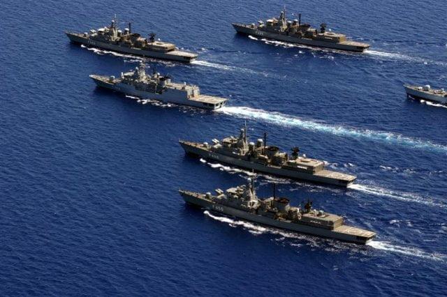 Αυξημένη πιθανότης πολεμικής συρράξεως στην Μεσόγειο