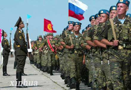 Η Ρωσία θα εξοπλίσει άμεσα την Κιργιζία