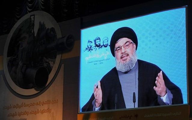 Ε.Ε.: «Τρομοκρατική» η στρατιωτική πτέρυγα της Χεζμπολάχ