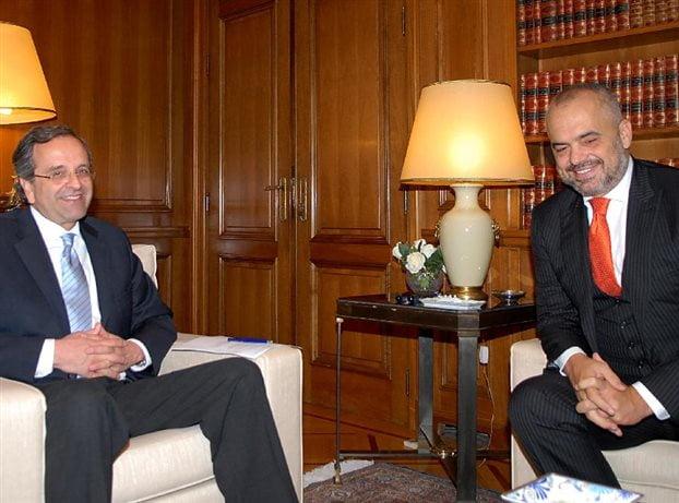 Εντι Ράμα: Η Αλβανία θέλει να λύσει το θέμα των θαλάσσιων συνόρων
