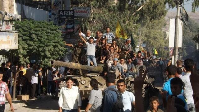 Οι New York Times διαβρώνουν την βαρύτητα της εθνοκάθαρσης των Κούρδων στο Αφρίν